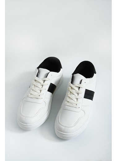 Collezione Casual Ayakkabı Beyaz
